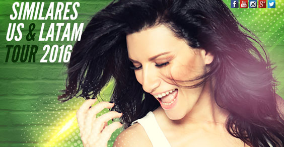 Laura Pausini: annunciato tour in Canada, Nord e Sud America