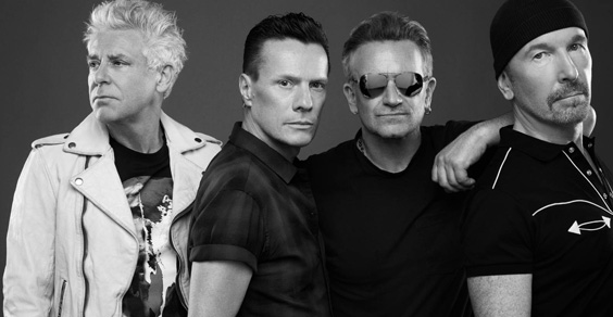 "U2: online il video del singolo ""You're The Best Thing About Me"""