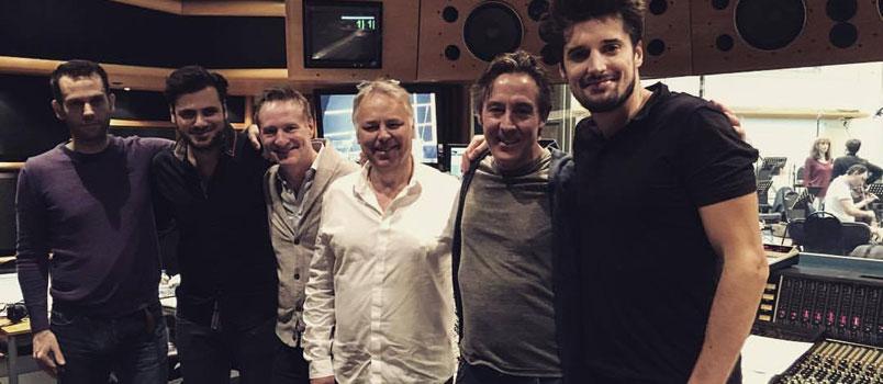 2Cellos con la London Symphony Orchestra per nuovo album di musica per il cinema