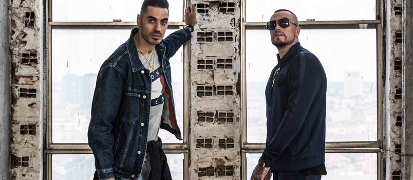 Marracash e Guè Pequeno: per la prima volta insieme in tour