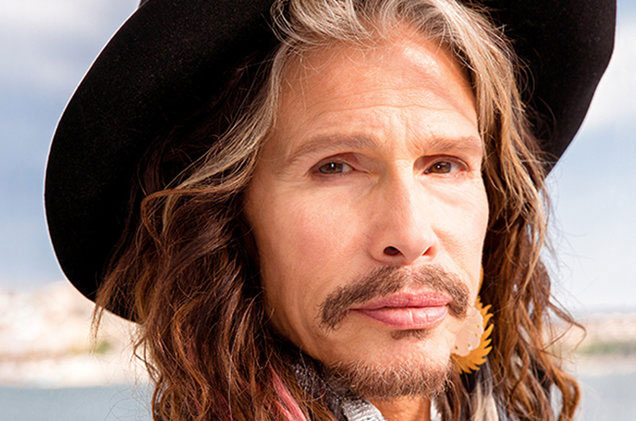 Steven Tyler, il 15 luglio esce We're All Somebody From Somewhere