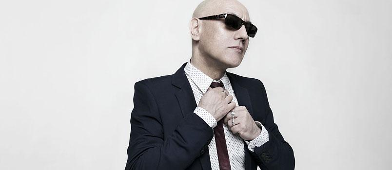 Giuliano Palma, torna sulla scena musicale con il nuovo album Groovin'