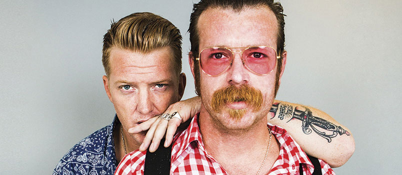 Eagles of Death Metal: arrivano in Italia per tre concerti