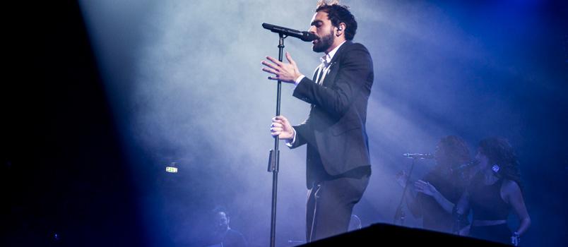 Marco Mengoni Live in vetta alla classifica iTunes
