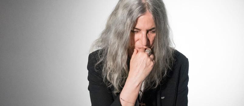 Patti Smith: la sacerdotessa del rock compie 70 anni