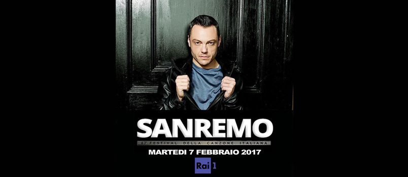 Tiziano Ferro è il primo superospite del Festival di Sanremo 2017