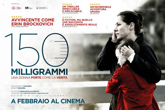 150 milligrammi: al cinema la coraggiosa battaglia di una donna per la verità