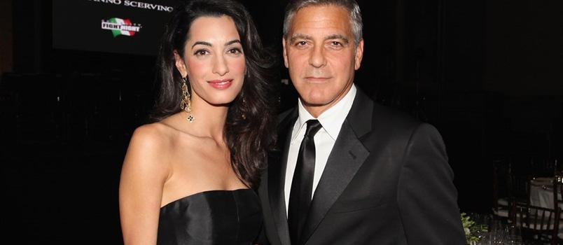 Due gemelli in arrivo per Amal e George Clooney