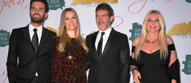 "Antonio Banderas e AMBI Media Group ancora insieme nel film ""Beyond the Edge"""