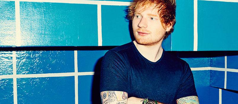 Ed Sheeran: annunciati tre concerti in Italia a Firenze Rocks, Roma e Milano