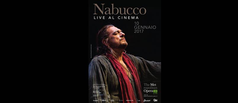 Placido Domingo protagonista del Nabucco. Al cinema solo martedì 10 gennaio
