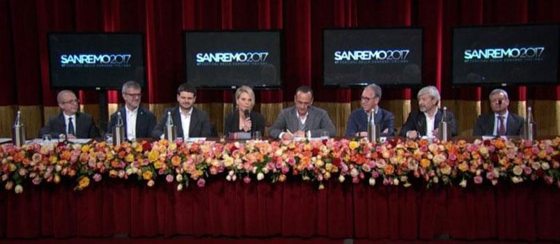 Sanremo 2017: Maria De Filippi conduce insieme a Carlo Conti