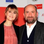 Paola Cortellesi e Antonio Albanese