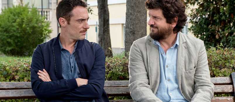 """Questione di karma"" con Fabio De Luigi ed Elio Germano, dal 9 marzo al cinema"