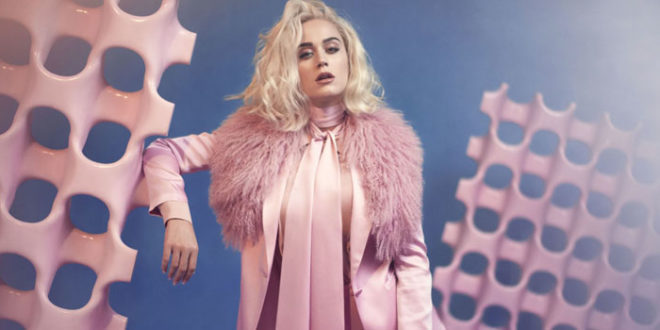 """Katy Perry: """"Chained To The Rhythm"""" è il singolo più trasmesso dalle radio italiane"""