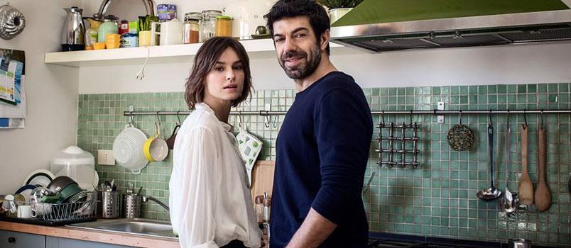 """""""Moglie e Marito"""" con protagonisti Kasia Smutniak e Pierfrancesco Favino, dal 13 aprile al cinema"""