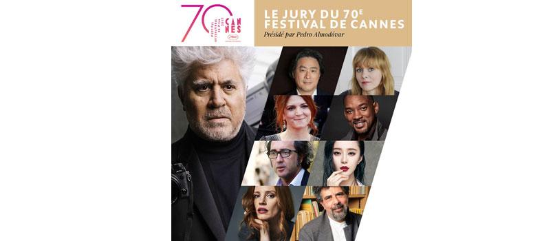Paolo Sorrentino in Giuria al Festival di Cannes 2017