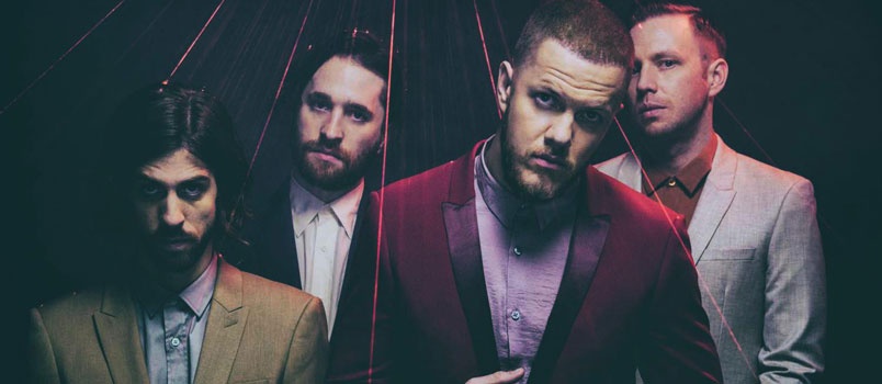 "Imagine Dragons: dal 25 gennaio in radio ""Bad Liar"""