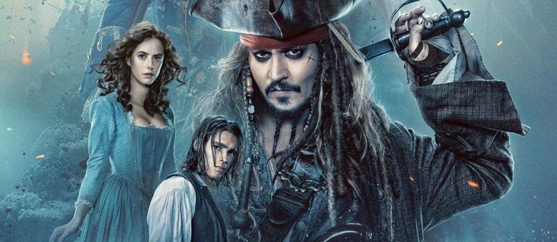 Pirati dei Caraibi: la Vendetta di Salazar, al cinema dal 24 maggio