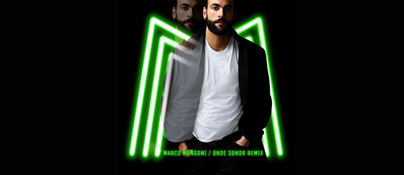 Marco Mengoni: il 2 giugno in radio il nuovo singolo Onde (Sondr Remix)
