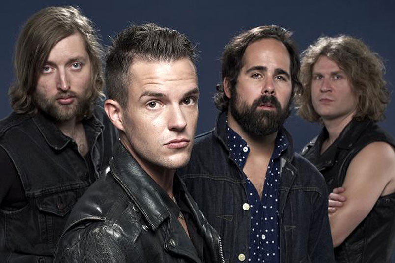 "The Killers tornano in radio con il nuovo singolo ""The Man"""