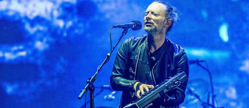 Thom Yorke: cinque location d'eccezione per lo show più suggestivo dell'anno