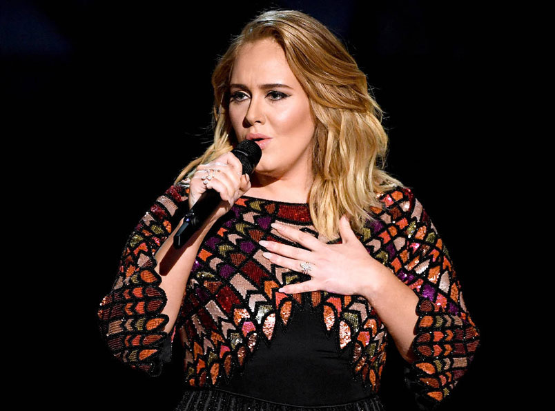 Adele dice addio ai live. A Londra l'ultimo concerto