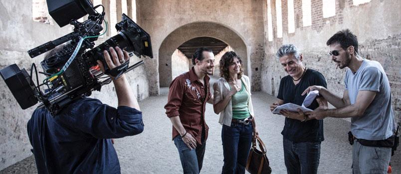 """Ligabue: al via oggi le riprese del film """"MADE IN ITALY"""" con Stefano Accorsi e Kasia Smutniak"""