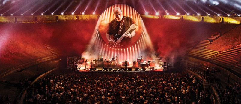 """David Gilmour: da venerdì in radio """"Rattle That Lock"""", il nuovo singolo"""