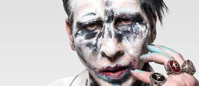 Marilyn Manson: il 25 luglio in concerto al Postepay Sound Rock In Roma