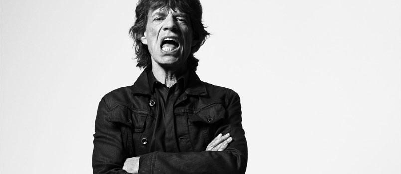 "Mick Jagger pubblica a sorpresa due brani inediti: ""Gotta Get A Grip"" e ""England Lost"""