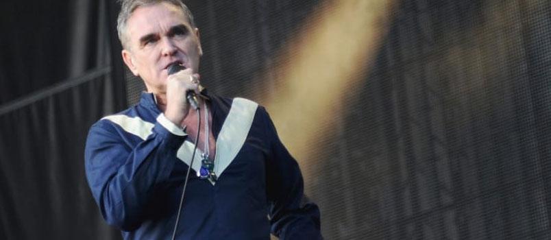 """Morrissey: il 20 marzo esce il nuovo disco """"I Am Not A Dog On A Chain"""""""