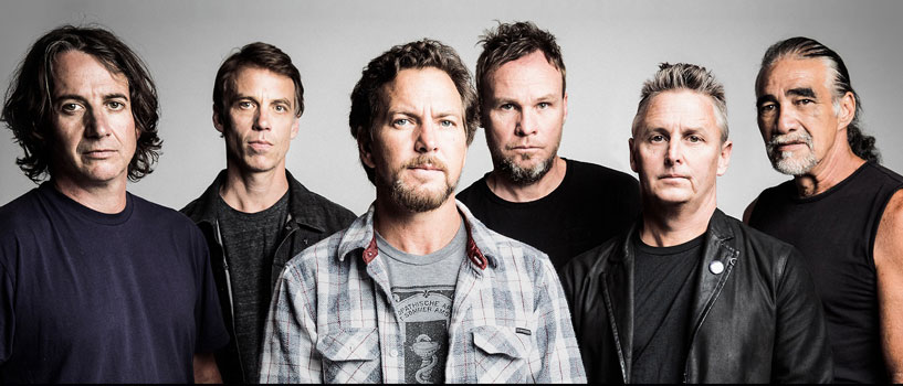 "Pearl Jam: il documentario ""Let's play two"", nei negozi in DVD e Blu Ray dal 17 novembre"