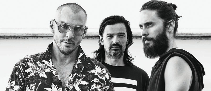 "Thirty Seconds To Mars tornano in radio con ""Dangerous Night"", il nuovo singolo"