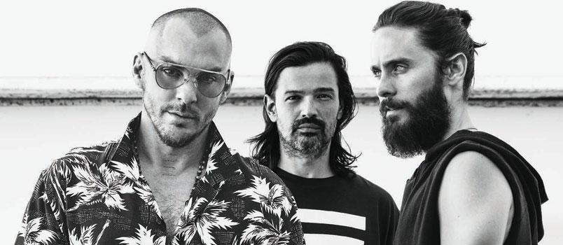 """""""America"""" dei Thirty Seconds to Mars è il disco internazionale più venduto in Italia"""