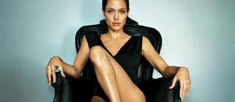 """Angelina Jolie: """"Non mi piace essere single"""""""