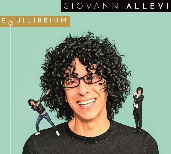 """Giovanni Allevi torna sulla scena discografica con """"Equilibrium"""", il nuovo album"""