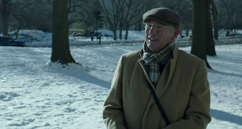 """""""L'incredibile vita di Norman"""" con Richard Gere, dal 28 settembre al cinema"""