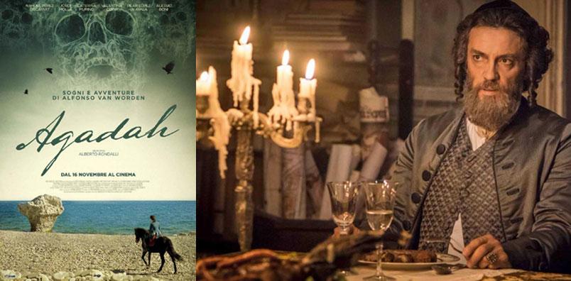 Agadah il nuovo film di Alberto Rondalli, dal 16 novembre al cinema