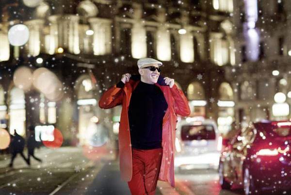 Con Giuliano Palma il Natale è come non l'avete mai sentito
