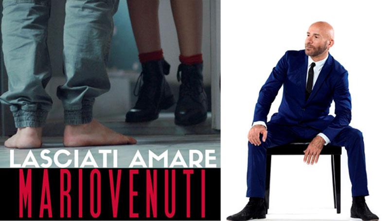"""Mario Venuti: da venerdì 17 novembre in radio """"Lasciati amare"""", il nuovo singolo"""
