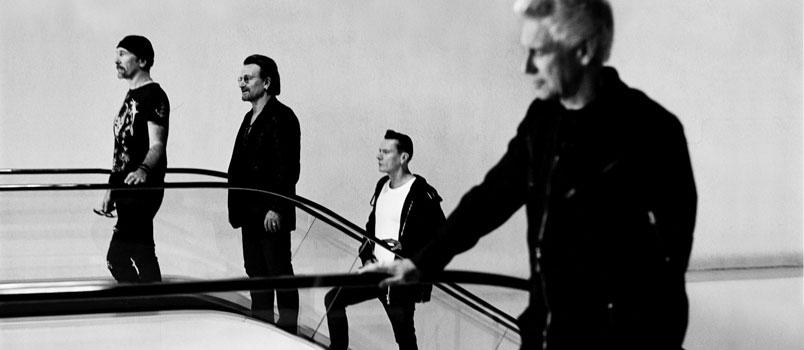 """U2: esce il primo dicembre """"Songs of Experience"""""""