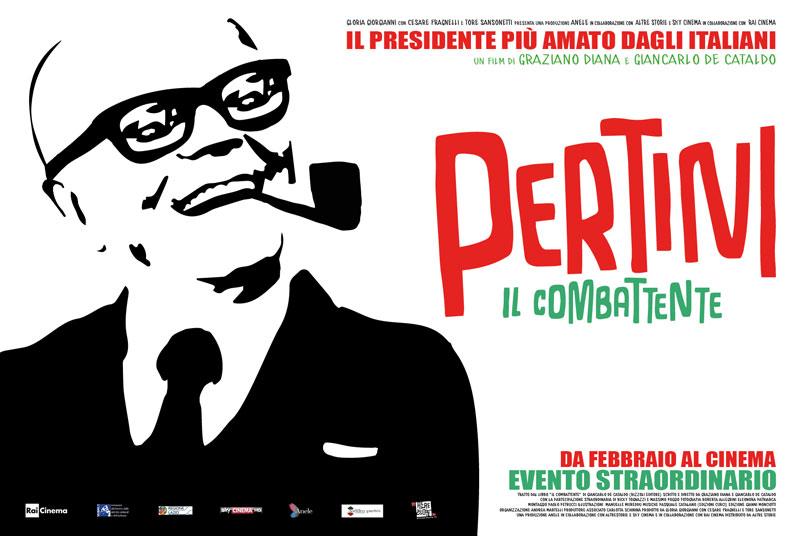 Pertini- Il combattente: arriva al cinema a febbraio il film documentario