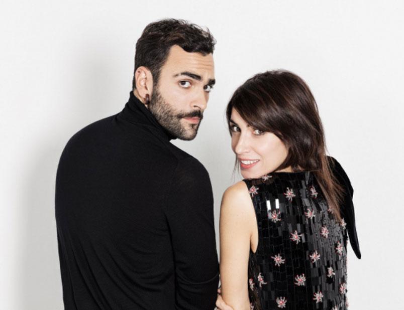 """Online il video di """"Come neve"""", il singolo di Giorgia e Marco Mengoni"""