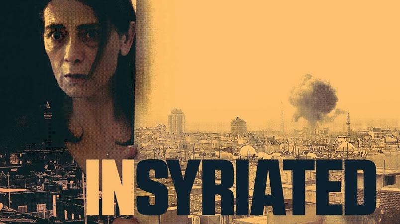 """Insyriated"" di Philippe Van Leeuw, dal 22 marzo al cinema"
