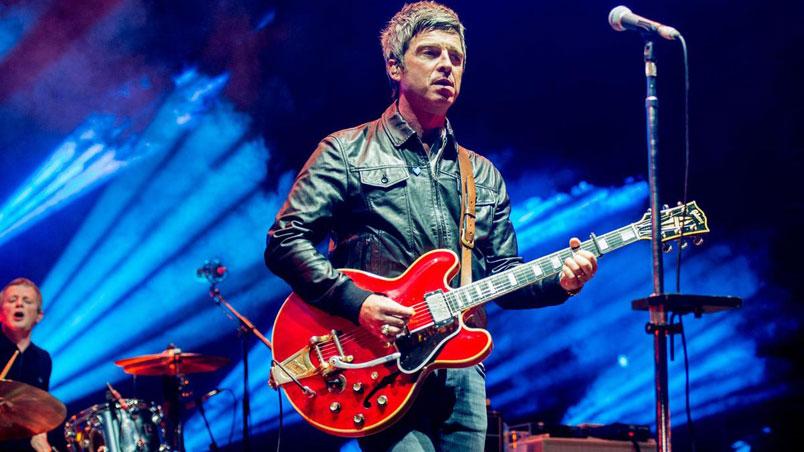 Noel Gallagher in concerto a Napoli