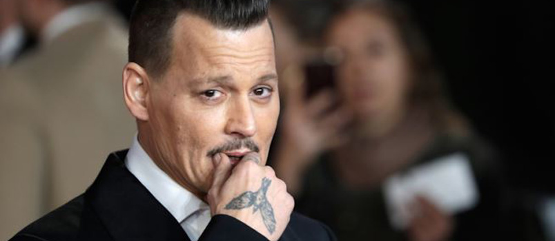Nuove accuse per Johnny Depp