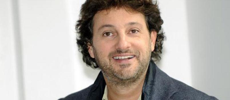"""Leonardo Pieraccioni torna sul set per girare """"Se son rose"""" il suo tredicesimo film"""