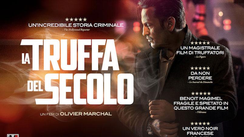 """""""La truffa del secolo"""", dal 28 giugno al cinema il nuovo film con Gerard Depardieu"""