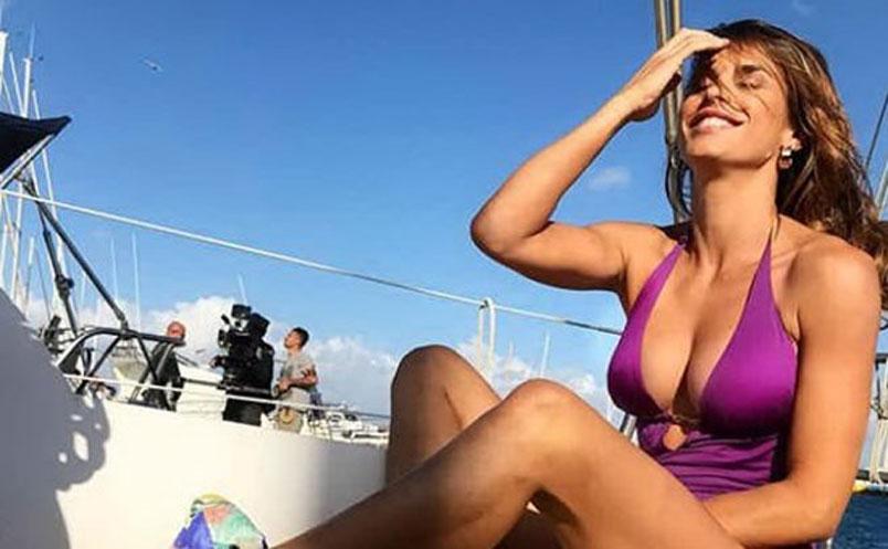 Elisabetta Canalis: seno nuovo per la showgirl